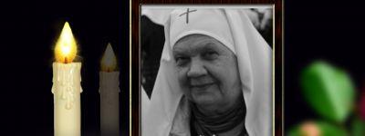 Отошла ко Господу 77-летняя сестра белгородского сестричества милосердия, до последнего дня работавшая в отделении гнойной хирургии