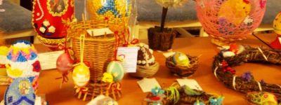 Конкурс «Пасхальное яйцо» проходит в Вейделевском благочинии