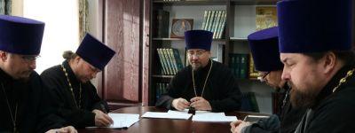 Совещание председателей епархиальных отделов состоялось в Губкинской епархии